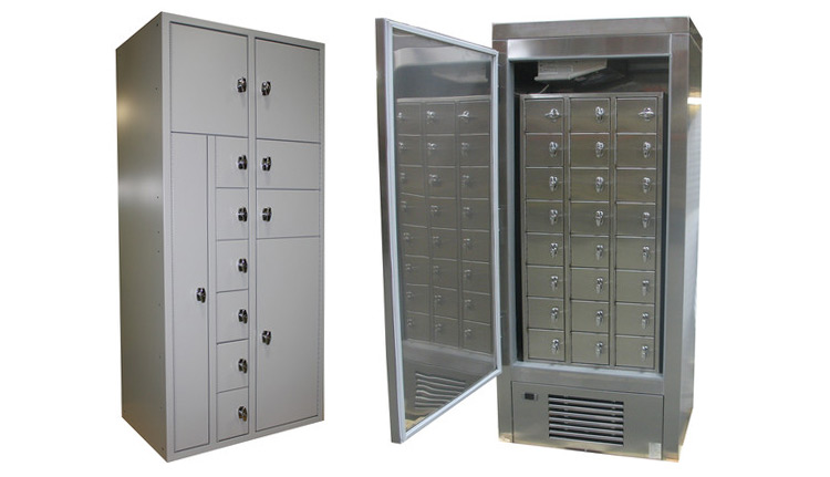 Evidence Lockers Amp Room Storage For Police Amp Law