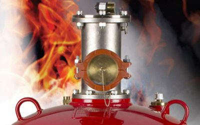 Fire Suppression for Vertical Storage Lift Systems and Vertical Carousels