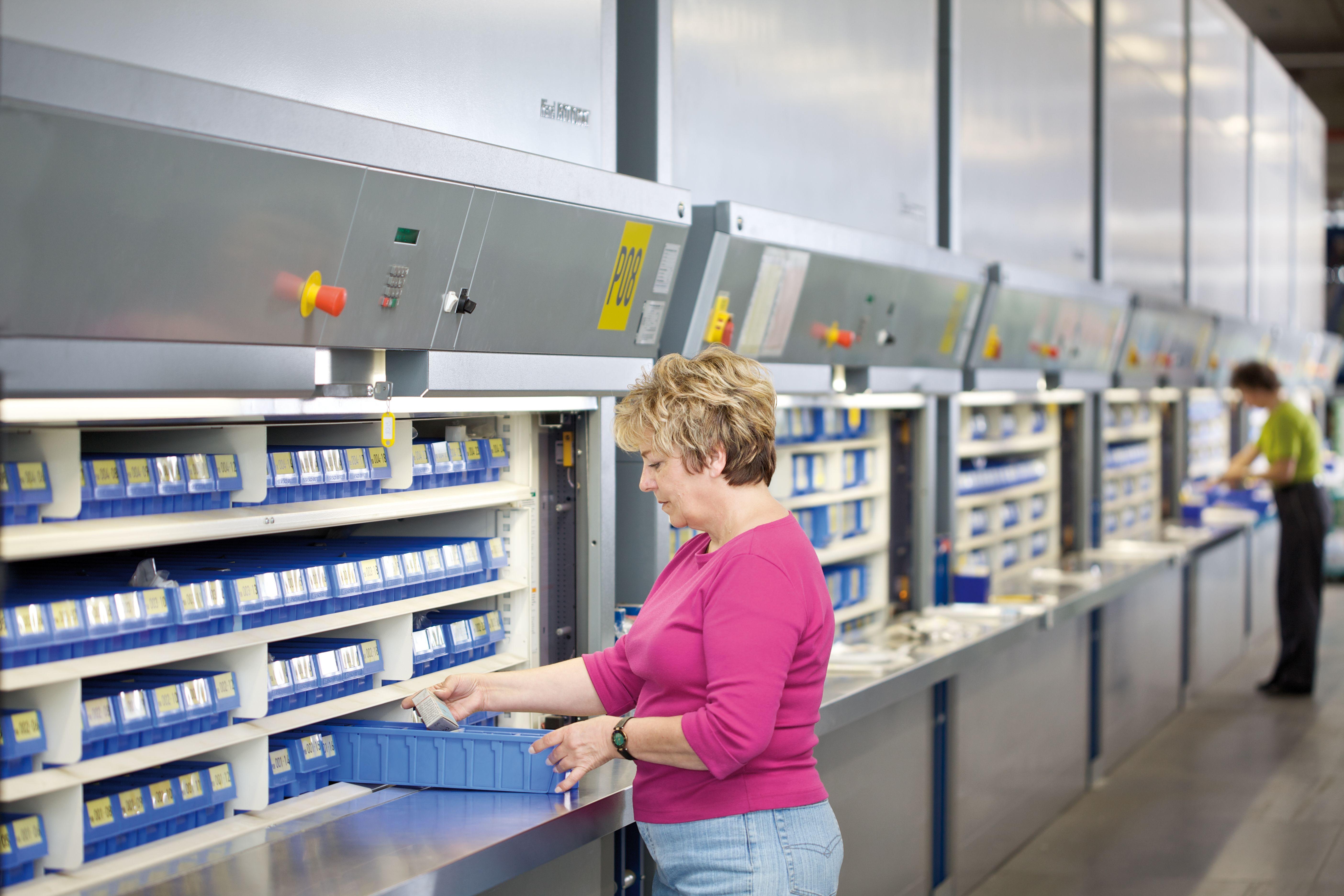 Automated Storage Units