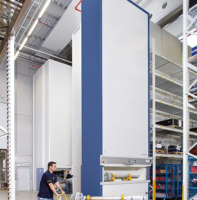 Automated storage systems are the key to replacing your legacy equipment