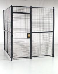 Wire Partitons – BSC's Storage Solutions & Products