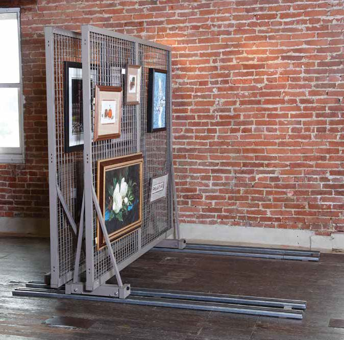 artwork storage systems
