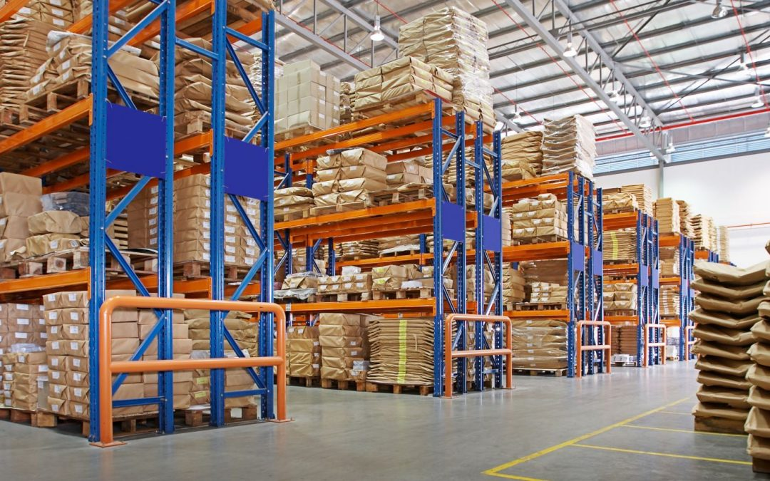 Maximize Industrial Storage With Pallet Racks Bsc
