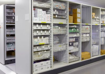Mobile Medical Storage Provides Efficiency and Safety