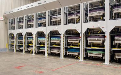 Hospital Bed Lifts Vertical Carousel Southeast | BSC
