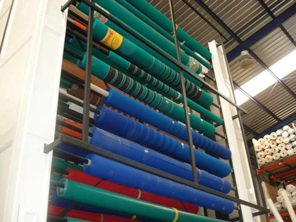 Textile Automated Vertical Carousel Storage Solutions Southeast | BSC