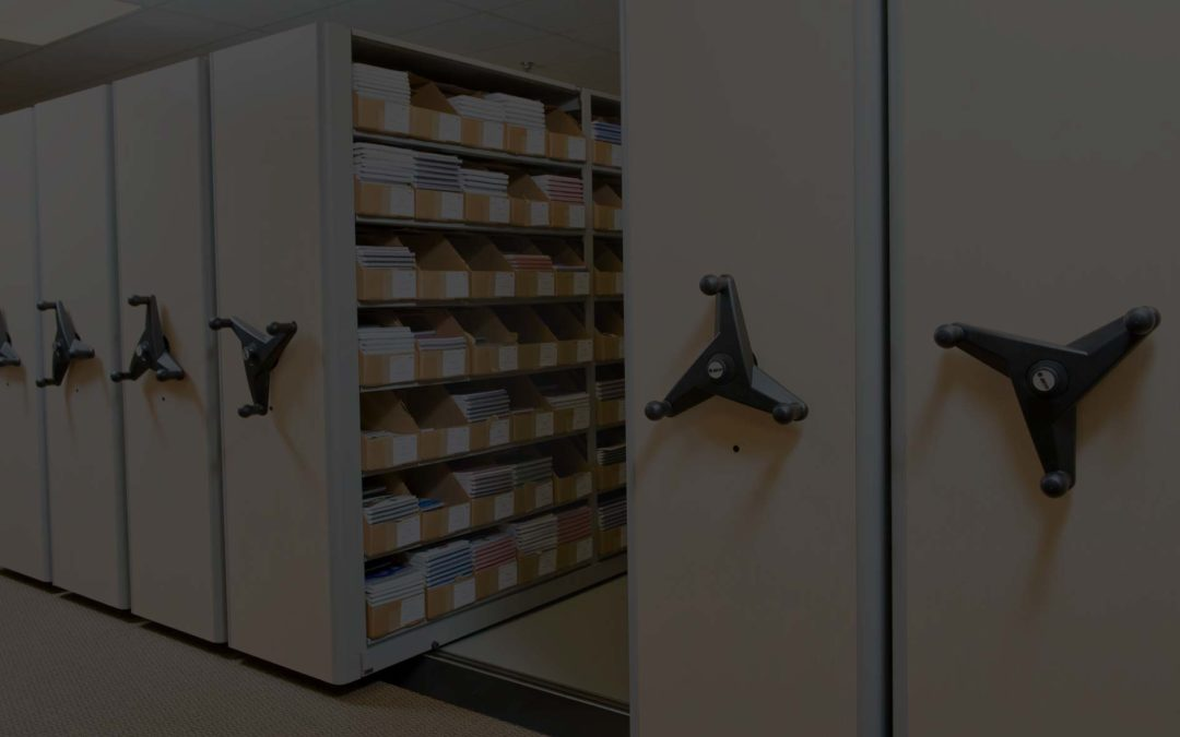 How Movable Shelving & High Density Storage Has Progressed Over Time