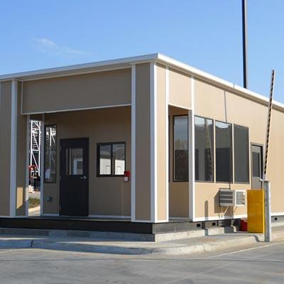 modular guard stations