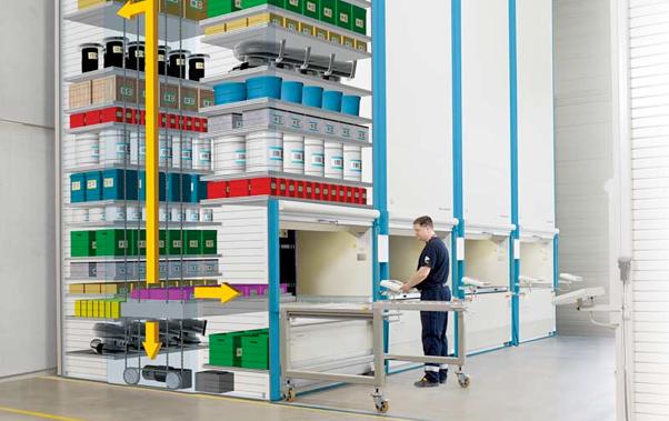 advantages of Vertical Storage