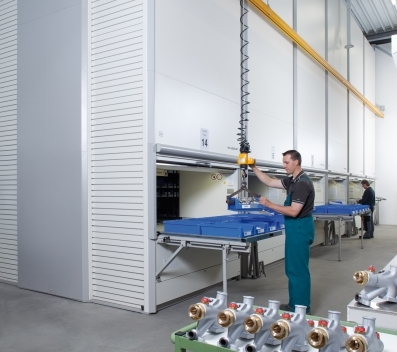 Boost Productivity Vertical Storage Manufacturing Solutions | BSC