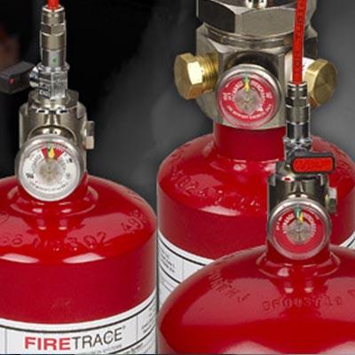 fire suppression systems