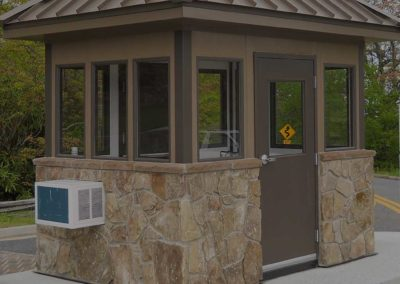 Modular Buildings Mezzanines Security Booths AL, TN, MS, and AR.
