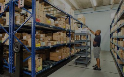 Our Material Handling Solutions In East Tennessee and Other Southeast Regions