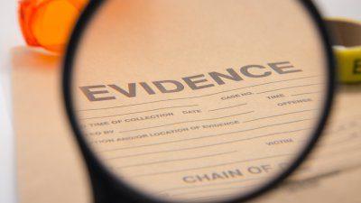 Evidence Storage Lockers Are Key For Organization