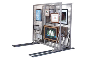 Art Racks Also Known As ArtStor, Secures And Organizes Fragile Artwork  Whether Small Or Large While Providing Ready Access For Rotating And  Monitoring Your ...