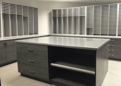 Organization is Simple with Mailroom & Casework Furniture