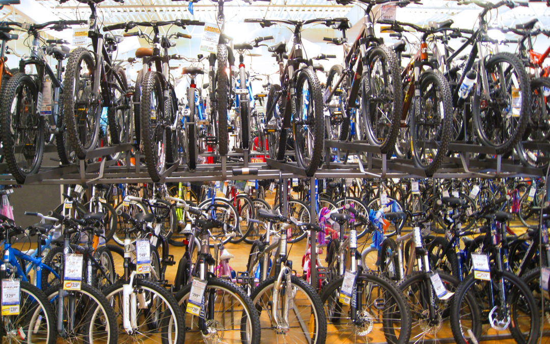 How Proper Bicycle Rack Storage Can Save You Space
