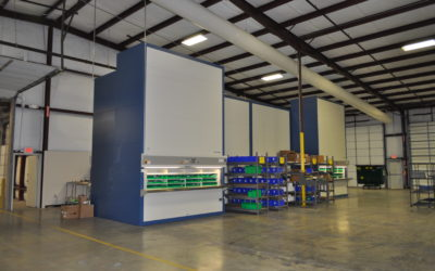 Hänel Storage Systems in Tennessee (Nashville, Knoxville, Memphis)