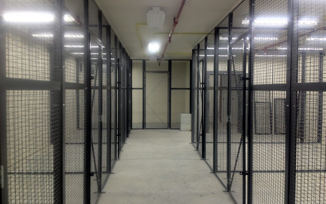 How Wire Mesh Lockers Create Effective Space for Tenant Storage