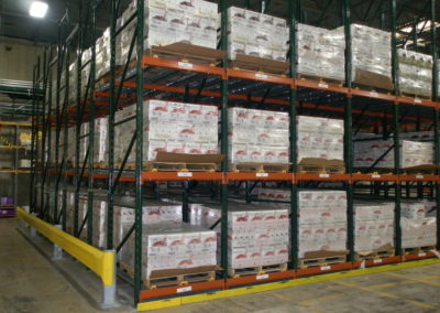 Industrial Pallet Rack Storage Systems