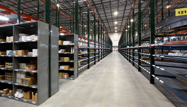 BSC Pallet Wire Decking Maximizing Inventory Storage