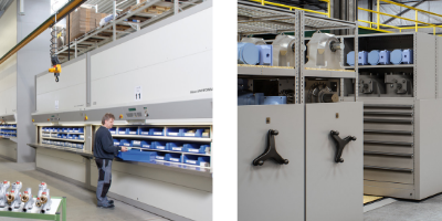 Efficient Material Storage Solutions BSC Birmingham Alabama