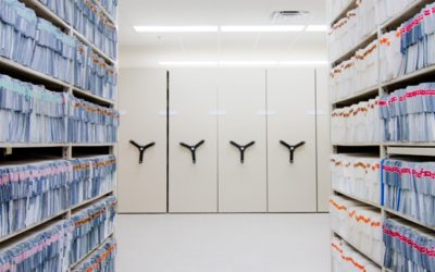 Onsite File Storage Systems Eliminate Offsite Storage Costs