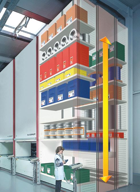 Hanel Storage System in Alabama